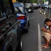 PHK dan Ramadan Bikin Pengemis di Bandung Meningkat