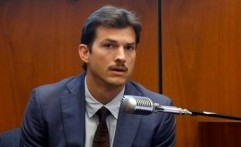 Ngeri, Ashton Kutcher Jadi Saksi Pembunuhan Berantai