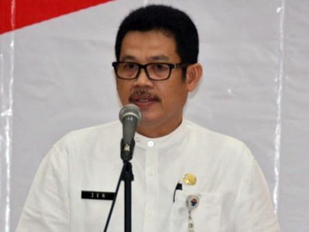 Kepala Biro Pendidikan Mental dan Spiritual DKI, Muhammad Zein