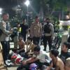 Geng Motor Kembali Berbuat Ulah, Perwira Polisi Ditabrak Hingga Terluka