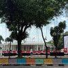 Panggung Upacara HUT Ke-75 RI Sudah Berdiri di Istana Presiden
