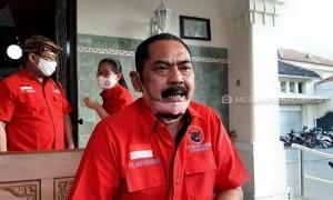 Beredar Kabar Megawati Teken Rekomendasi untuk Gibran, Rudy: Saya Belum Dipanggil DPP