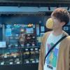 Unik, Jepang Buat Masker yang Terbuat dari Roti Melon