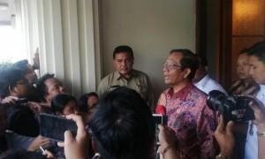 Mahfud MD Tagih Komitmen Malaysia Berantas Kelompok Abu Sayyaf