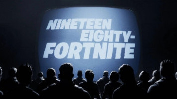 Epic Games Singgung Apple Lewat Trailer 'Ninteteen Eighty-Fortnite'