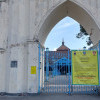 Jokowi Kurban Sapi Seberat 837 Kg di Masjid Agung Keraton Solo