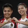 Raih Emas di Olimpiade Tokyo 2020, Greysia Polii/Apriyani Rahayu Jagoan Negeri Aing!
