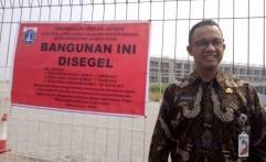 Anies Tegaskan Akan Lawan Gugatan Reklamasi Teluk Jakarta