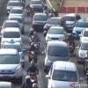 Nyaris 2.000 Polisi Dikerahkan Saat Lalu Lintas Jakarta Kembali 'Normal' Hari Ini