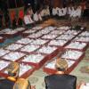 Tradisi Adat Malam Selikuran Ramadan, Keraton Surakarta Bagikan 1.000 Tumpeng