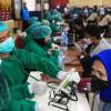 Cakupan Vaksinasi COVID-19 di Bandung Dekati Angka Herd Immunity