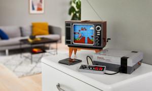 Generasi 80-an Bisa Mengenang Konsol NES Versi LEGO sebagai Dekorasi Aesthetic