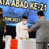 Prabowo Harap Rumusan Strategis Sishankamrata Abad ke-21 Dijadikan UU