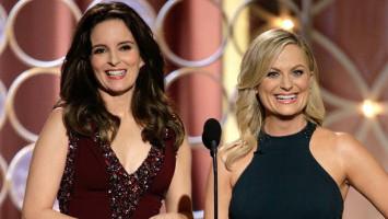 Tina Fey dan Amy Poehler Siap Pandu Golden Globes 2021