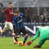 Hasil Pertandingan: Inter Bungkam AC Milan, Barcelona Pepet Real Madrid
