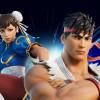 Ryu dan Chun-Li akan Bertarung di Arena Fortnite