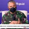 582 Tenaga Kesehatan RSD Wisma Atlet Sudah Divaksin