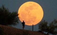 Empat Lokasi Oke Nobar Gerhana Bulan Super di Jogja