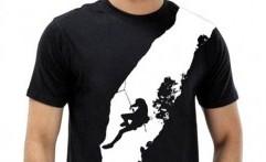 Memakai T-shirt Tak Bisa Sembarangan