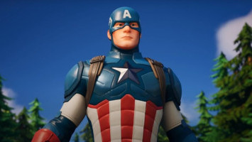 Captain America Hadir di Fortnite