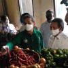 Cek New Normal di Boyolali, Mendag: Pasar Tradisional Harus Dibuka untuk Gerakkan Ekonomi