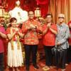 Tahun Baru Imlek, Anies Datangi Warga Tionghoa Jakarta di Wihara Dharma Bakti