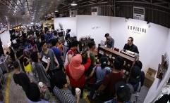 Pengunjung Padati Jakarta Coffee Week 2017 Hari Kedua