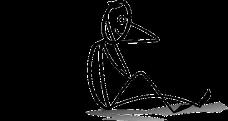 Belum ada penelitian mengenai sit up bisa membakar lemak otot. (Foto: Pixabay/Clker-Free-Vector-Images)