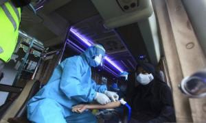 [HOAKS atau FAKTA]: COVID-19 Tak Lagi Berbahaya dan Mirip Flu Biasa