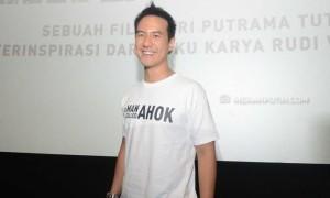 Daniel Mananta Dalami Karakter Ahok Sampai Jogging di Belitung