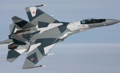Kupas Tuntas Kesangaran Sukhoi Su-35