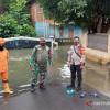 Kosan sampai Hotel Bintang Satu Jadi Tempat Pengungsi Banjir Jakarta