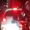 Viral, Mobil Halangi Ambulans di Pondok Indah