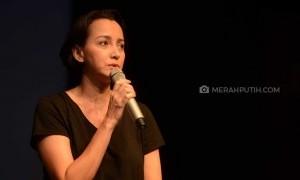 Perdana Main Film Horor, Karina Suwandi Alami Kejadian Mengejutkan