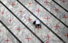 Jelang PSBB Total, Wagub DKI Ingatkan Warga Taat Protokol Kesehatan di Masjid