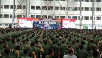 Jokowi Pastikan Tunjangan Babinsa Cair Sebulan Sampai Rp1,2 Juta
