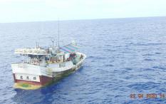 KKP Tangkap Dua Kapal Ikan Ilegal Berbendera Filipina dan Taiwan