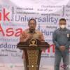 Sambangi Komnas HAM, Eks Pimpinan KPK Beberkan Aturan Pemecatan Pegawai