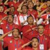JHL Group Borong 2.000 Tiket Final Indonesia Vs Vietnam untuk WNI di Manila secara Gratis