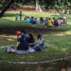 Kepatuhan Prokes di Tempat Wisata Jakarta Paling Rendah