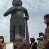 Masuk MURI, Patung Gajah Mada di Mojokerto Tertinggi di Indonesia