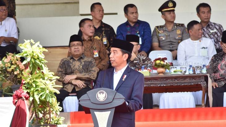 Hadiri Silatnas MTA, Presiden Jokowi Berpesan Jaga Persatuan