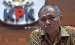 Ketua KPK Dituding Korupsi Pengadaan Alat Berat