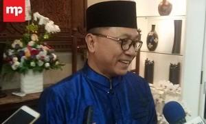 Zulkifli Hasan Minta Kader PAN Kerja Keras untuk Sudirman-Ida