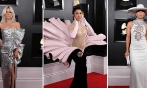 8 Artis dengan Pakaian Terbaik di 'Red Carpet' Grammy Awards 2019