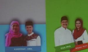 Jelang Debat Kandidat Pilkada Jatim: Khofifah Ziarah, Gus Ipul 'Ngopi' di Warkop