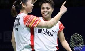 Indonesia ke Semifinal Piala Sudirman 2019
