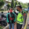 [Hoaks atau Fakta]: Belum Bayar Pajak, Polisi Tidak Bisa Tilang Pengendara
