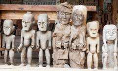 Tau-Tau, Tradisi Pembuatan Patung Orang Meninggal di Tana Toraja