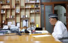 Disarankan untuk Istirahat, Wali Kota Bandung Berkukuh Tetap Bekerja